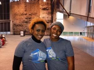 Janay (left) and Ieshia (right)