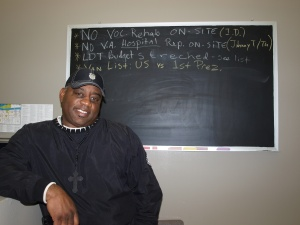 Kelcey Johnson of the Hospitality Hub